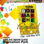 GET UP TO 70% DISCOUNT AT THE LARGEST YOUTH EXPO BONMARCHE FAIRSTIVAL UNILAG 11-16 May