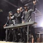 "VIDEO: P-Square x Awilo Longomba – ""Enemy Solo"" (B-T-S)"