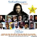 "Titi – ""Rise"" ft. 2Face Idibia, Djinee, Segun Obe, Pita & More (Male Version)"
