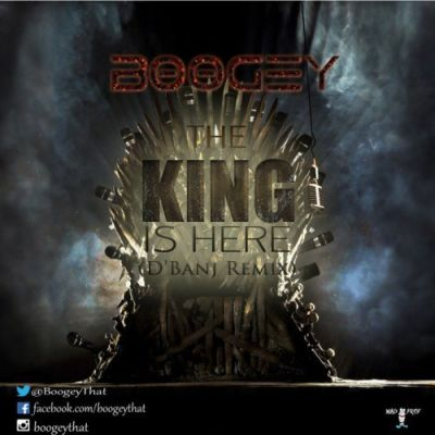 Boogey-–-The-King-Is-Here-Freestyle