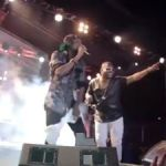 VIDEO: Tag Team Action For Star Trek Lagos Finale With Burna Boy, DJ Spinall, 2face & Olu Maintain
