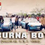 "VIDEO: Burna Boy – ""Follow Me"" (B.T.S)"