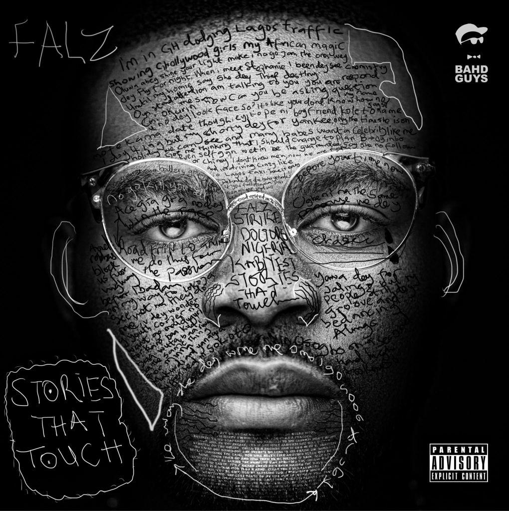 Falz - Stories That Touch (Album Cover)