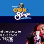 Win Fantastic Prizes Every Week @ #TECNOOwnTheStage Karaoke Competition