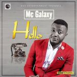 "MC Galaxy – ""Hello"" (Prod. By DJ Coublon)"