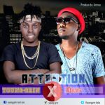 """Young Grin – """"Attention"""" ft. Qdot (Prod. by Antras)"""