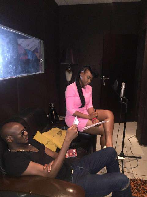 2face and Yemi Alade