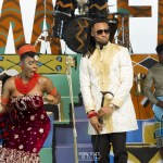 "Behind-The-Scenes Video & Photos of ""Kom Kom"" with Yemi Alade & Flavour"