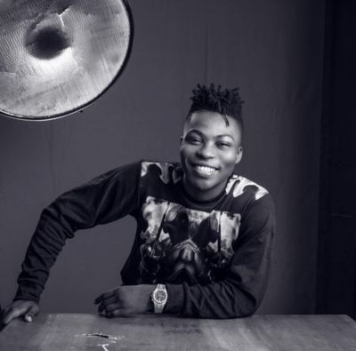 Right Now, I Could Care Less What people Think About Me - Reekado Banks
