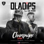 "Oladips – ""Champagne"" (Remix) ft. Lil Kesh"