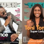 Ice Prince and Toni Tones Make Alluring Statements On Tush Magazine Issue 14