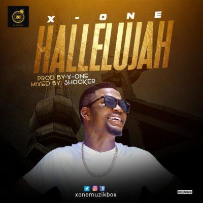 X-One – 'Hallelujah' (Prod by X-one)