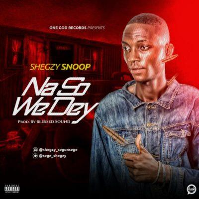 Shegzy Snoop – No So We Dey