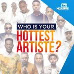 Who Is The Hottest Male Artistes At The Moment?