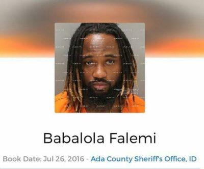 C-uYyXkUQAAAyA_ Naija Rapper Saucekid Jailed In The US   See Mugshot Inside