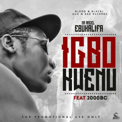 VIDEO: Mr Angel Ebukalifa – IGBO KWENU ft. 2000Bc