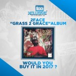 If 2face Was Releasing 'Grass 2 Grace' Album Today For The First Time, Would You Buy?