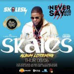Music+ Unplugged Thursdays: Jam Up With The Never Say Never Guy, Skales