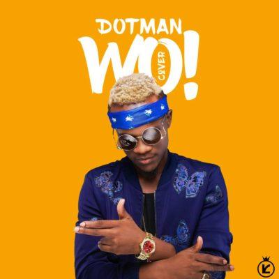 Dotman Wo Art - Dotman – WO!! (Cover)