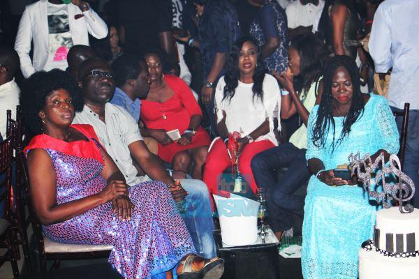 11 - Adekunle Gold's Mum, Darey, Falz & More Attend Simi's #SIMISOLAtheALBUM Launch