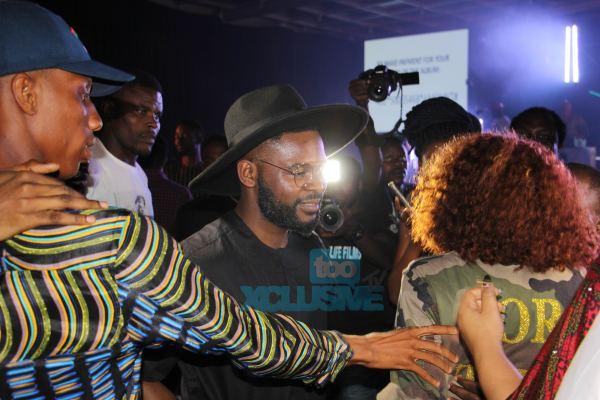 12 - Adekunle Gold's Mum, Darey, Falz & More Attend Simi's #SIMISOLAtheALBUM Launch