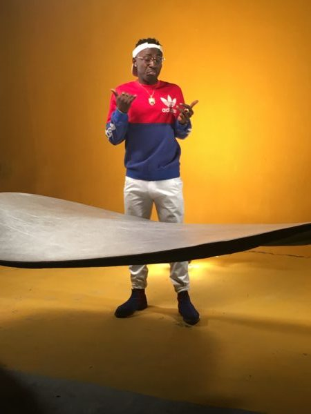 IMG 2173 e1505310402335 - BTS PHOTOS: Omihanifa – Wave Remix f. Olamide