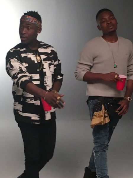 IMG 2229 e1505313331490 - BTS PHOTOS: Omihanifa – Wave Remix f. Olamide