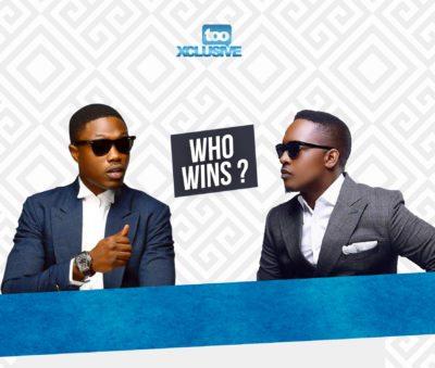 M.I VS Vector: Who Would Win A Rap Battle?