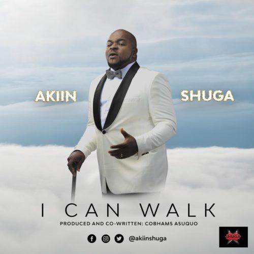 Akiin Shuga I Can Walk artwork 1 (Song) Akiin Shuga   I Can Walk ft. Cobhams