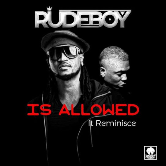 Rudeboy (P-Square) Is Allowed