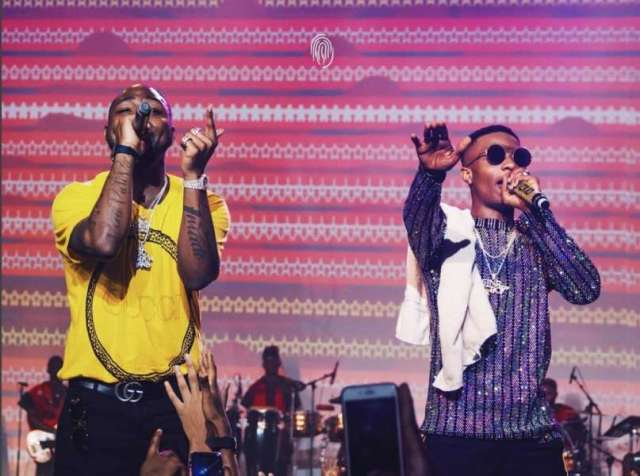 Wizkid's Silence Is Getting Him Pressed, Man Went On Clout Vacation & Resumed With Clout – Wizkid FC Drags Davido 1
