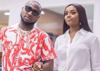 Tension As Davido & Chioma Unfollow Each Other On Instagram Over Cheating Scandal « tooXclusive