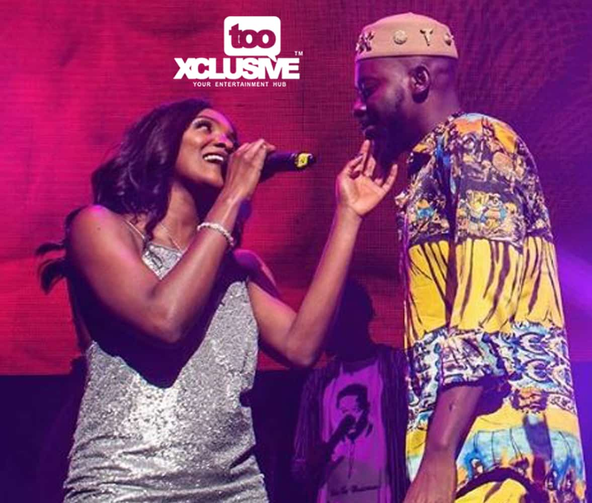 Amidst Attack From Fans, Adekunle Gold Send Simi Heartfelt Message To Encourage And Support Her -7252