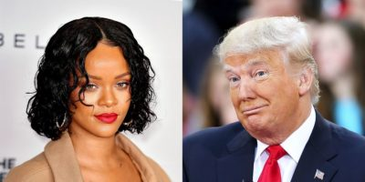 """You're The Most Mentally Ill Human Being In America"" – Rihanna Blasts President Donald Trump"