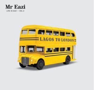 Mr Eazi – Surrender Ft. Simi