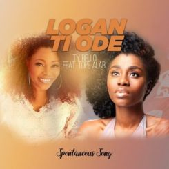 Image result for logan ti ode tope alabi