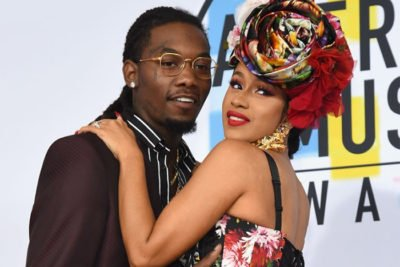 Watch Cardi B Present Cold 180 Million In Cash To Offset On His Birthday 1
