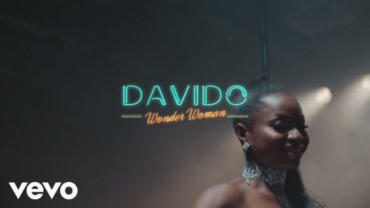 Image result for Video: Davido – Wonder Woman