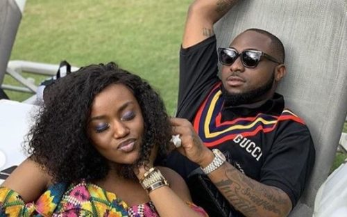 Watch Exclusive Videos From Davido & Chioma's Son's Naming Ceremony In London « tooXclusive