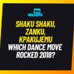 """""""Shaku Shaku,"""" """"Zanku"""" Or """"Kpakujemu"""" – Which Rocked 2018 Best?"""