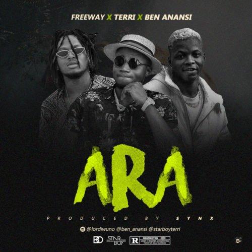 MUSIC + VIDEO: Freeway x Terri x Ben Anansi – Ara (Mp3)
