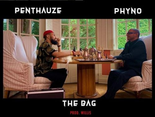 Phyno - The Bag cover