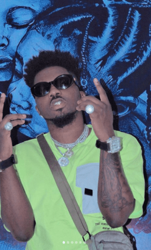 """I Will Be Number 1 And The Biggest Artiste Out Of Africa"" - Skiibii « tooXclusive"