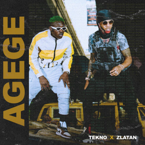 "Tekno ""Agege"""
