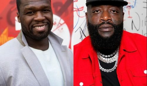 I Do Not Respect Him, He's Contributed Nothing To Music – 50 Cent Shades Rick Ross
