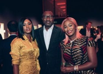 Dj Cuppy Sends Lovely Message To Her Dad, Femi Otedola As He Turns 57 « tooXclusive