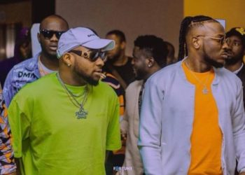 """Peruzzi Is The Best Thing That Ever Happened To My Career""- Davido Fires Back At Golden Boy CEO « tooXclusive"