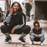 Tiwa Savage Thanks Ex-Husband, Teebillz For Giving Their Son The Best Christmas