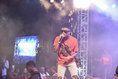 SMIRNOFF X1 TOUR: DJ SPINALL, A-LIST ARTISTS SHUT DOWN BENIN CITY 41