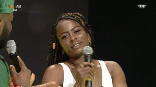 After Planning To Quit Music, BBNaija's Ella Performs At 2019 Miss Nigeria Pageant « tooXclusive